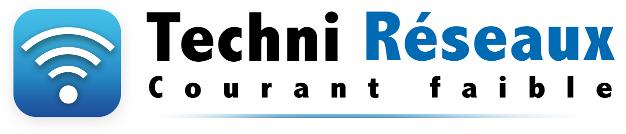 Techni Réseaux Logo
